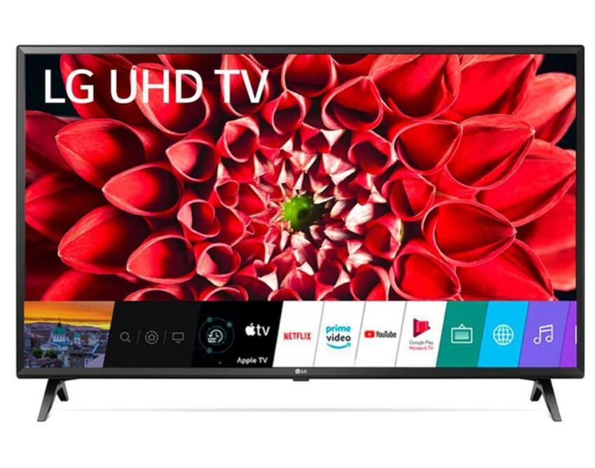 "Smart TV LG 55"" UN7100 con Alexa"