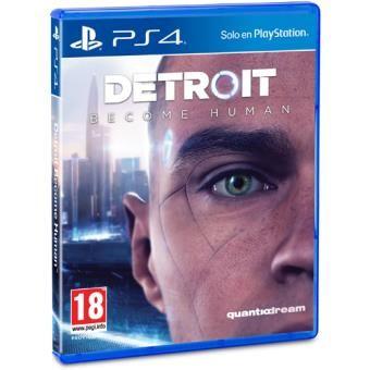 Detroit Become Human PS4 (Socios)