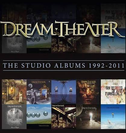 Dream Theater The Studio Albums