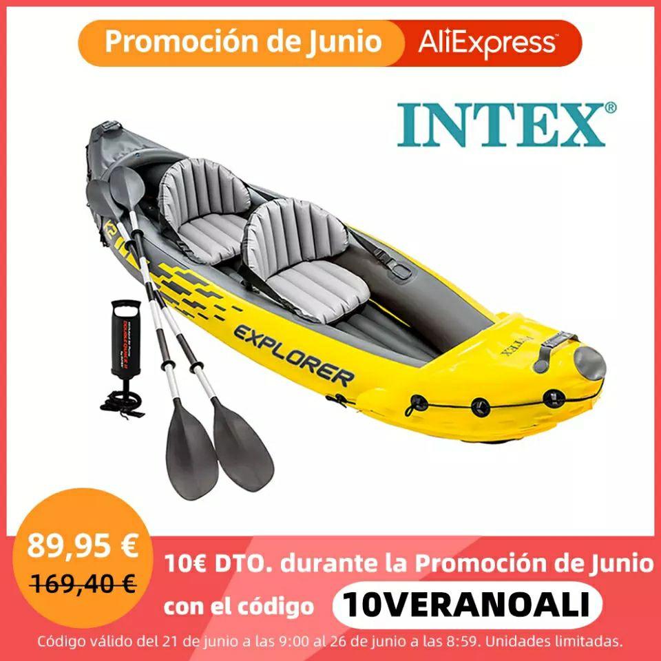 Kayak hinchable Intex explorer k2 [España]