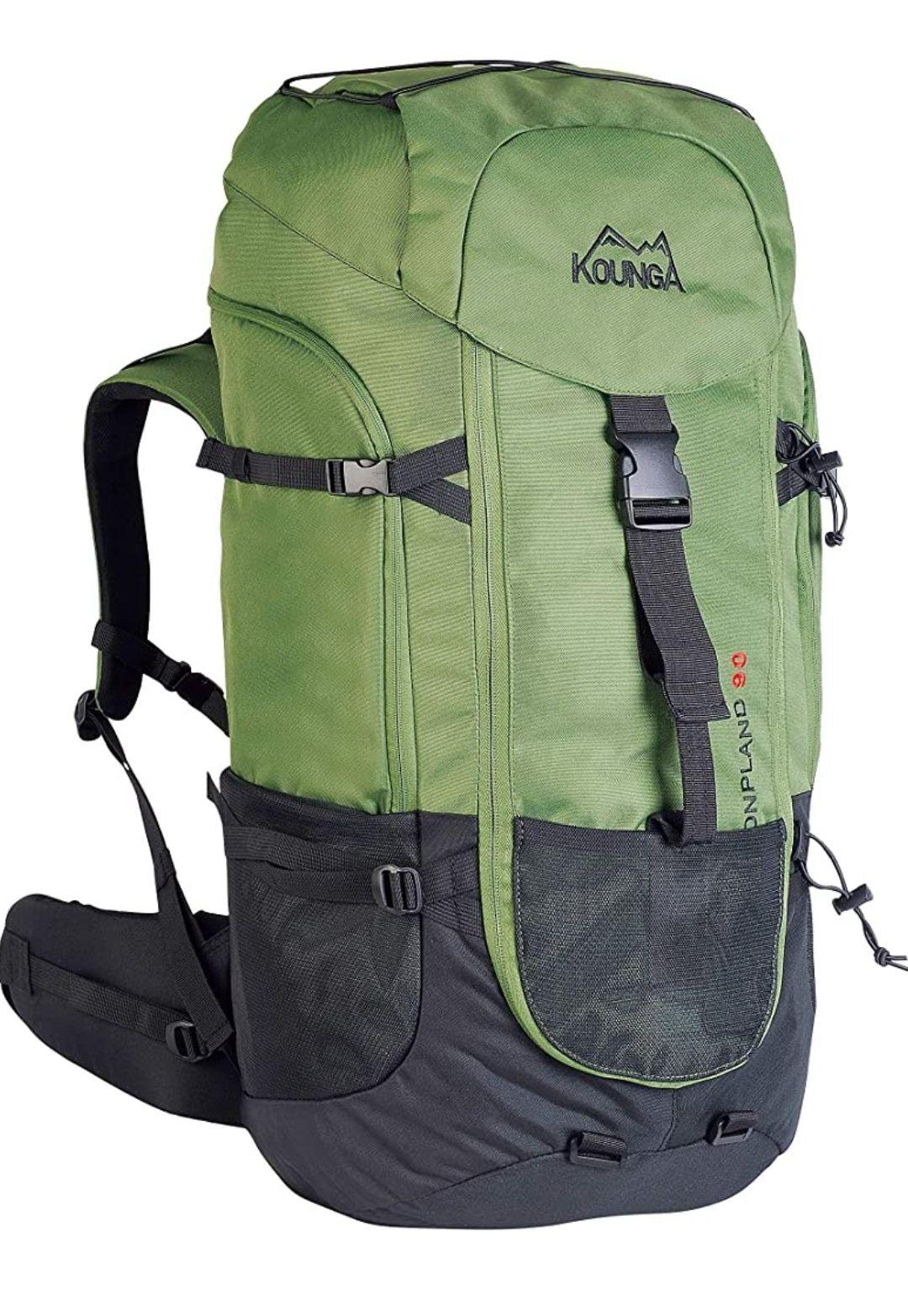 Kounga Bonpland Mochila Unisex adulto 90litros * + otras capacidades en descripción*