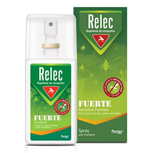 Spray Antimosquitos Relec Fuerte, Spray Antimosquitos   4,21 € compra recurrente   4,43 € compra única