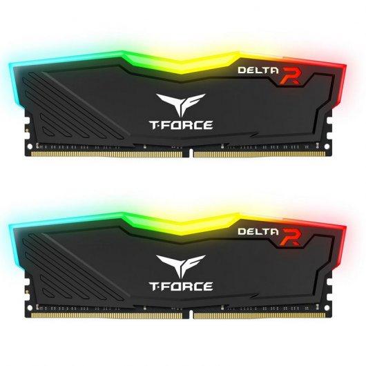 RAM 16 GB (2x8) 3200 DDR4 Team Group Delta RGB PC4-25600