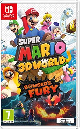 Super Mario 3D World + Bowser's Fury Por 39€