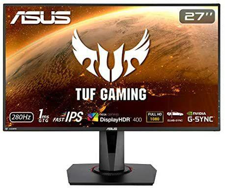 "Asus TUF Gaming VG279QM - Monitor gaming de 27"" FullHD"