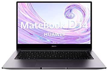 "Huawei Matebook D14 - Ordenador Portátil Ultrafino de 14"" FullHD"