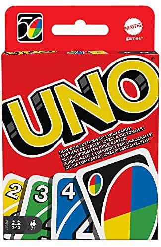 Juego de Cartas UNO classic ó DOS