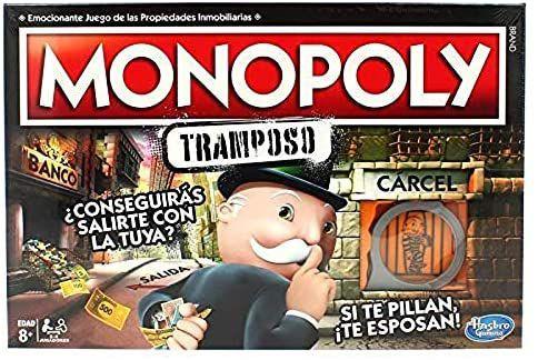 Monopoly- Tramposo (Versión Española)