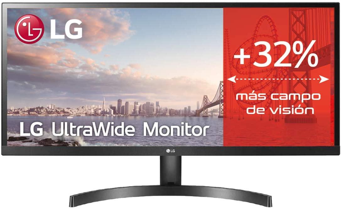 "Monitor LG Ultrawide 29"" FHD IPS 75Hz"