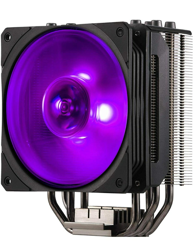 Cooler Master Hyper 212 RGB Black Edition Ventilador SF120R RGB