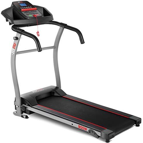 Fitfiu Fitness MC-100 - Cinta de correr plegable