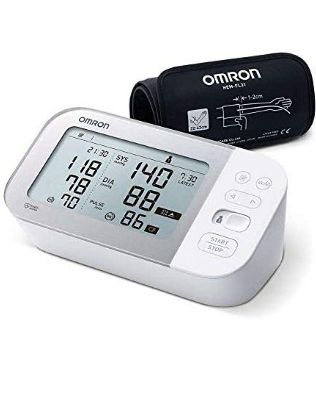Omron Tensiómetro X7 Smart