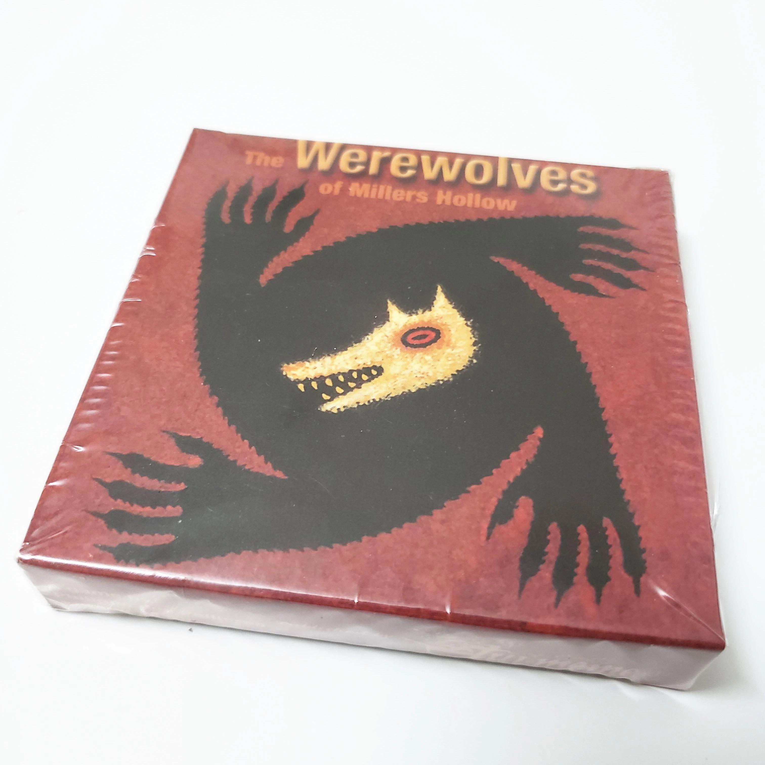 Juego de mesa Werewolves (versión completa en inglés) por 2,77 €