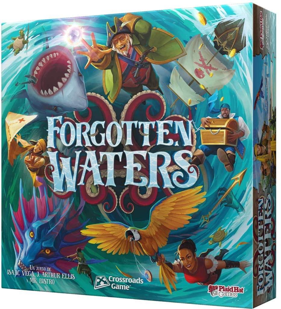 Forgotten Waters - Juego de Mesa