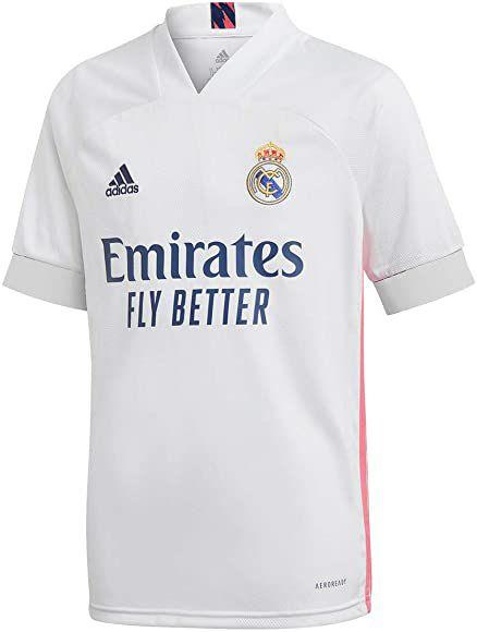 Camiseta Adidas oficial Real Madrid C.F.
