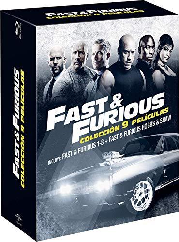 Fast&Furious 9 películas Bluray - (prime day)