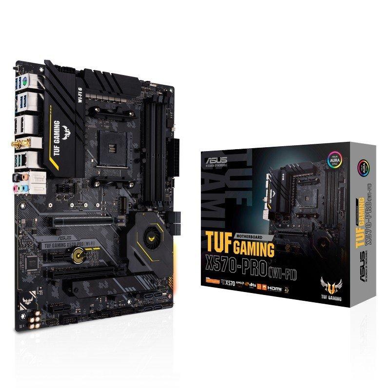Asus TUF GAMING X570 PRO WI FI(mismo precio en Amazon)