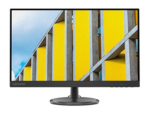 """Lenovo D27-30 - Monitor de 27"""" (Pantalla FullHD, FreeSync, Gaming, 75 Hz, 5 ms, Cable HDMI + VGA, 3 lados sin bordes)"""