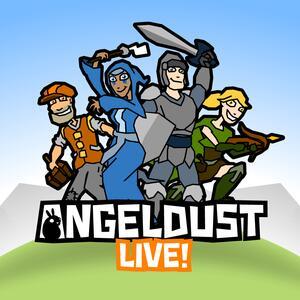 Angeldust para Steam [FOD]