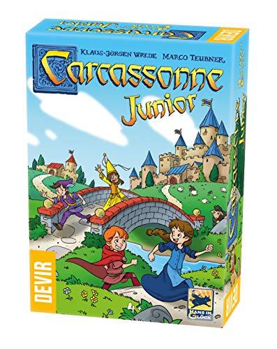 Carcassonne Junior Juego de Mesa