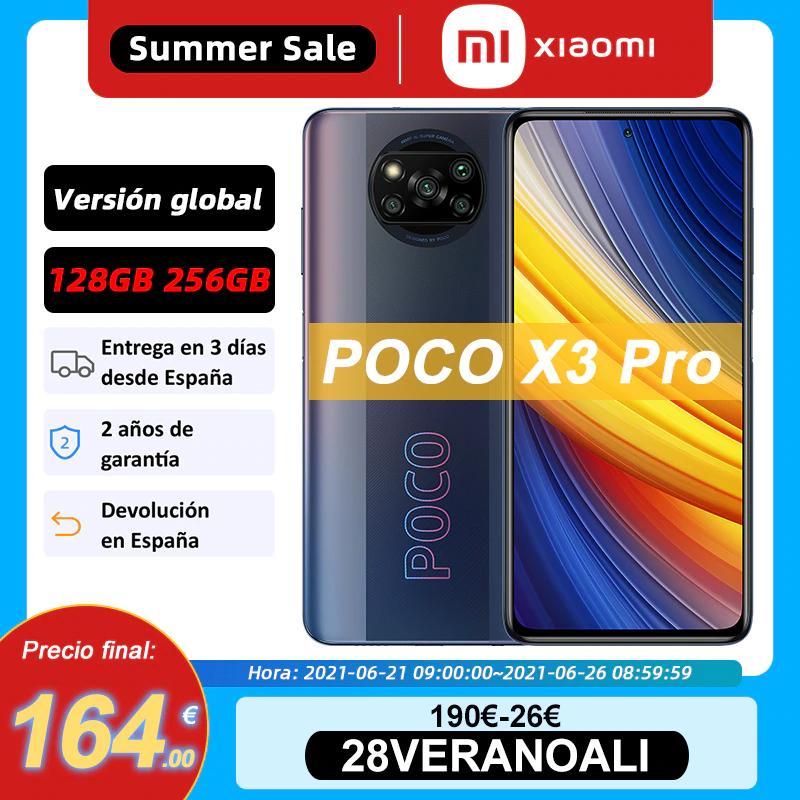 Poco x3 PRO 6GB 128GB desde España