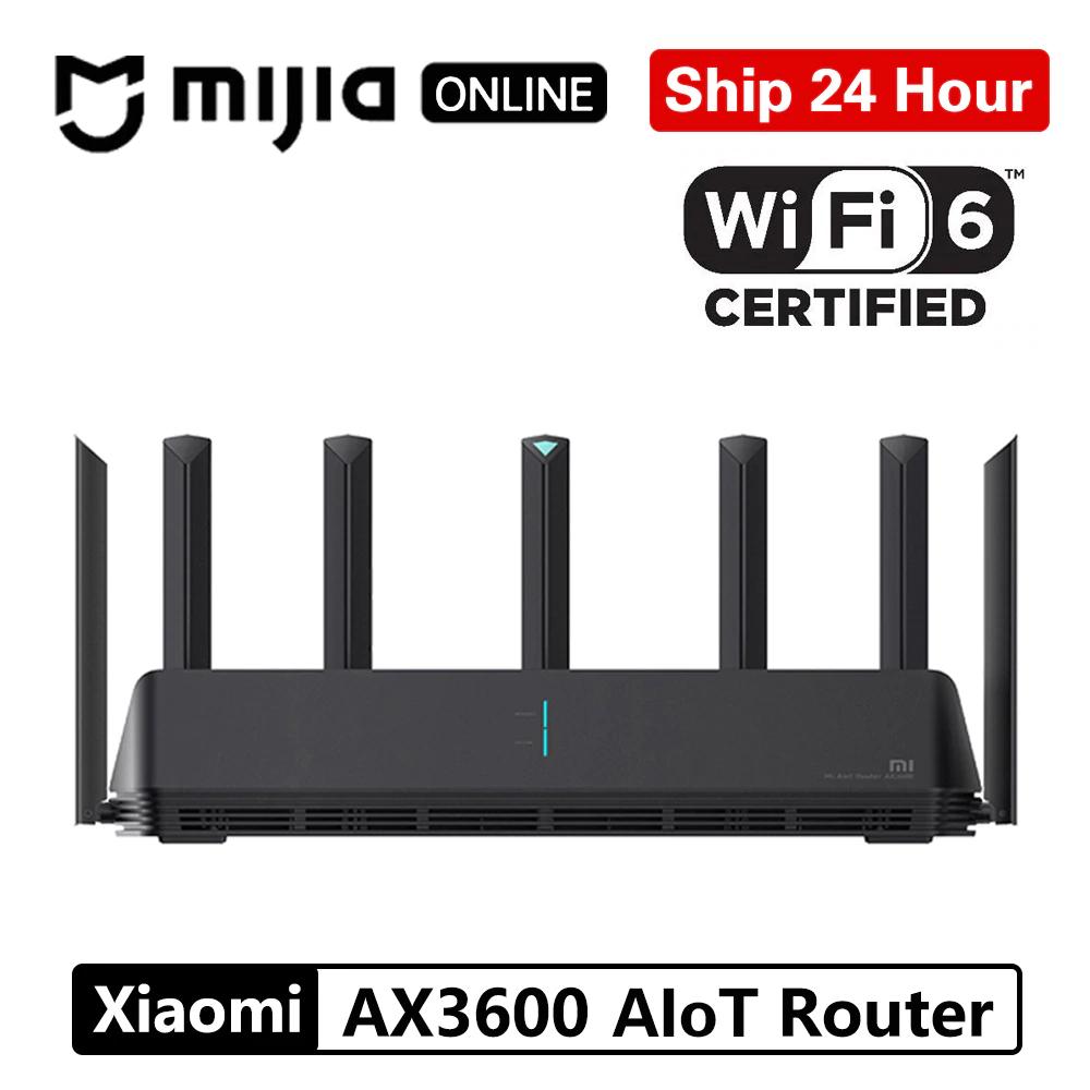 Router Xiaomi AX3600 desde España por solo 45€