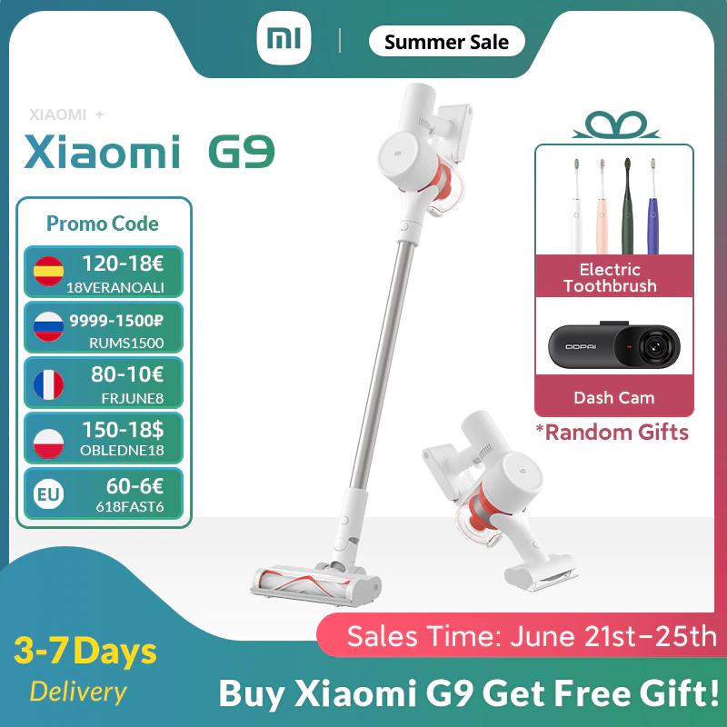 Xiaomi-aspiradora Mi G9 - Desde España