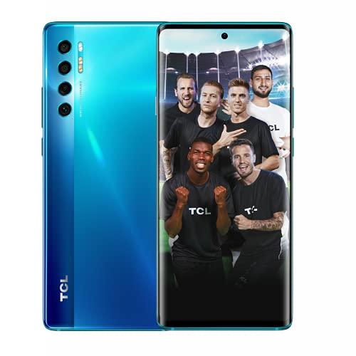 TCL 20PRO 5G azul 6GB/256GB snapdragon 750G