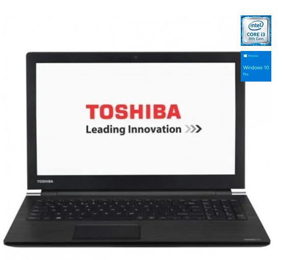"Dynabook Toshiba Satellite Pro A50-F-107 Intel Core i3-8145U/8GB/256GB SSD/15.6"""