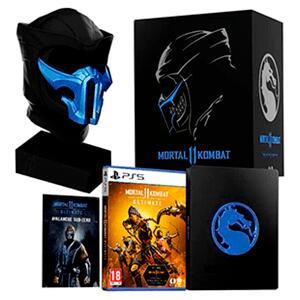 Mortal Kombat 11 Ultimate Kollector´s Edition GAME¡