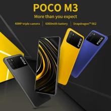 POCO M3 versión Global de 4GB + 64GB
