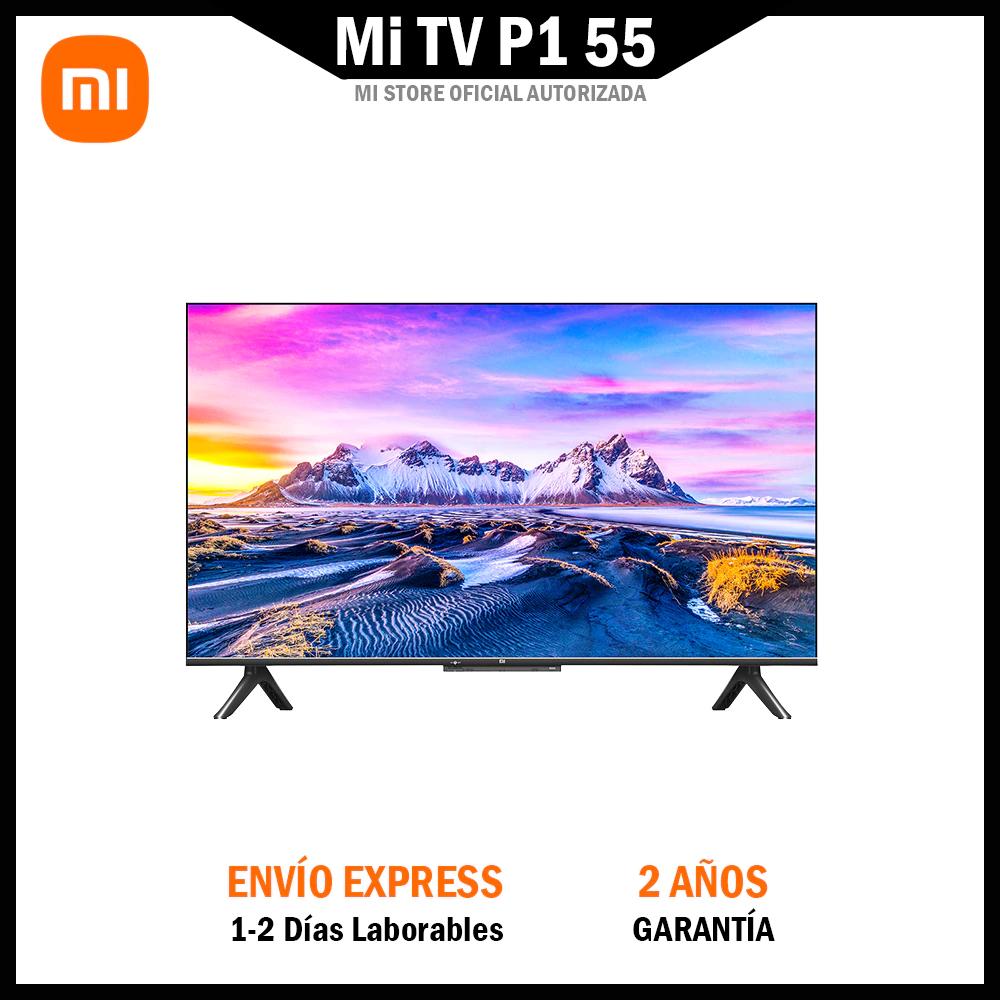 Nuevo Modelo 2021 Xiaomi Mi TV P1 55 pulgadas 4K UHD HDR10+ ENVÍO DESDE ESPAÑA 542€ Para seguidores desde la App