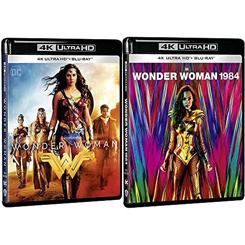 Pack Wonder Woman 1+2 en Blu-ray + 4k UHD - Oferta Prime Day