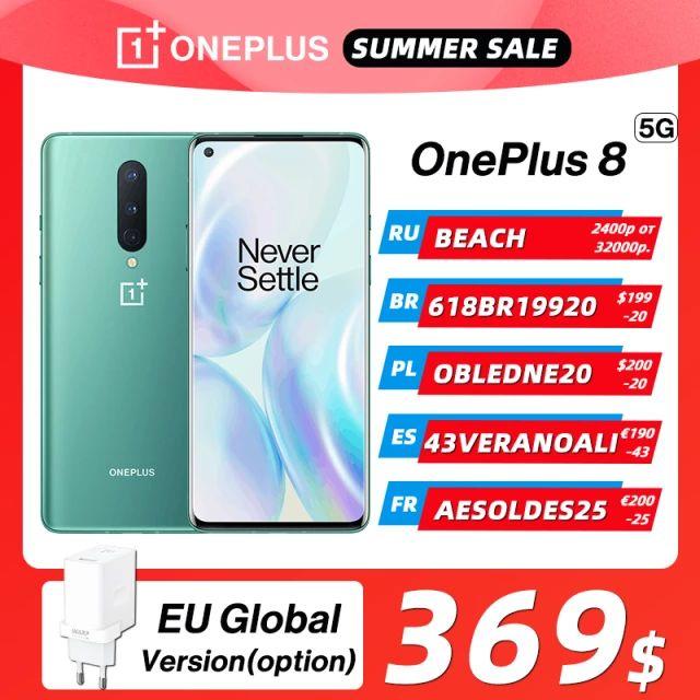 Oneplus 8 Global 8/128GB