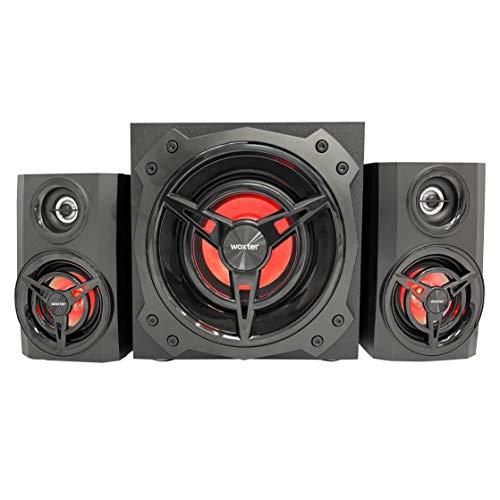 Woxter Big Bass 500R V1 - Altavoces 2.1, 150W Bluetooth