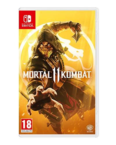 Mortal Kombat 11 - Standard Edition (Nintendo Switch)