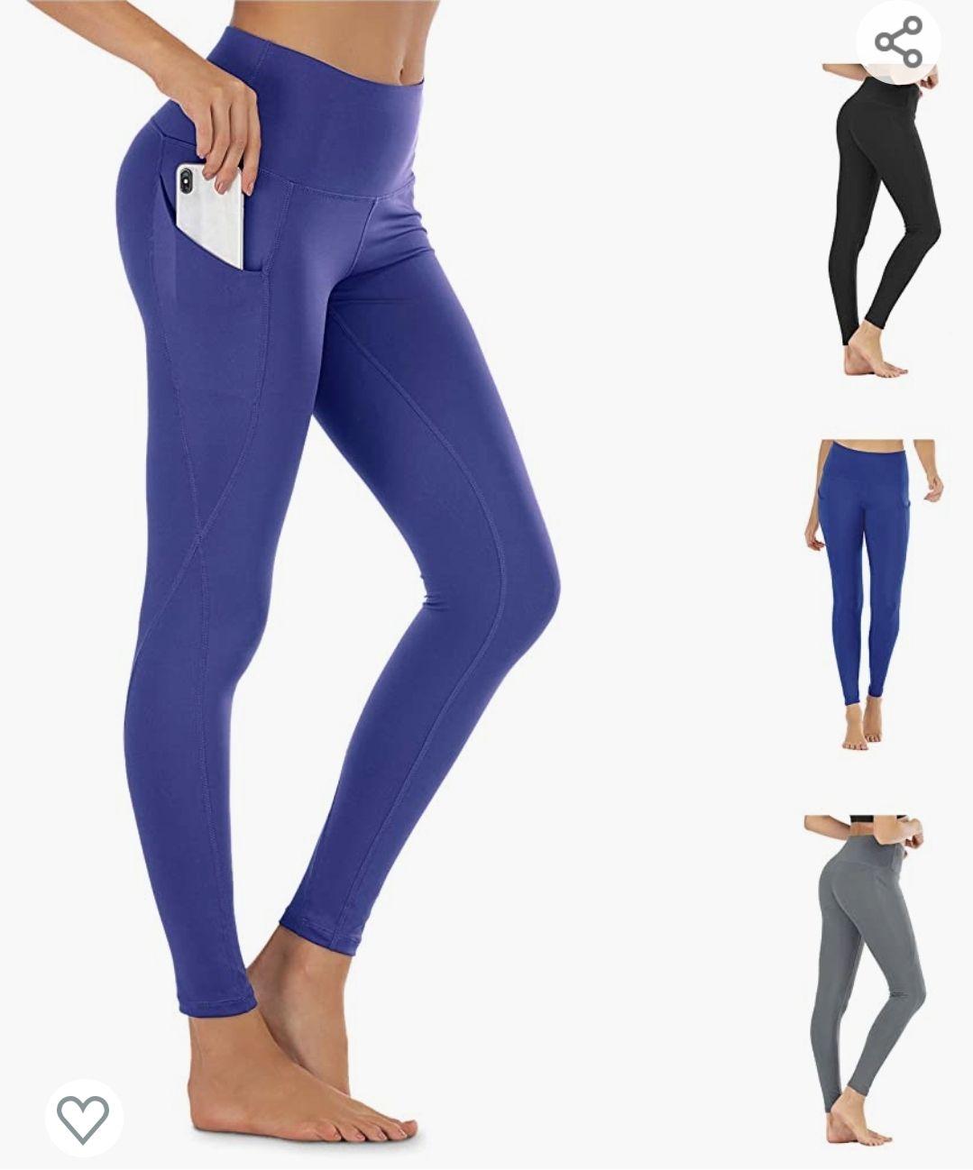 Leggings deportivos mujer cintura alta