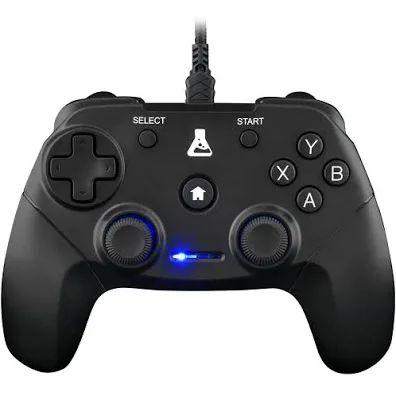 THE G-LAB K-Pad Thorium Mando Gaming PC & PS3 con USB - Vibración Incorporada (Reaco muy bueno)