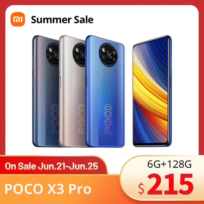 POCO X3 Pro 6GB/128GB desde España
