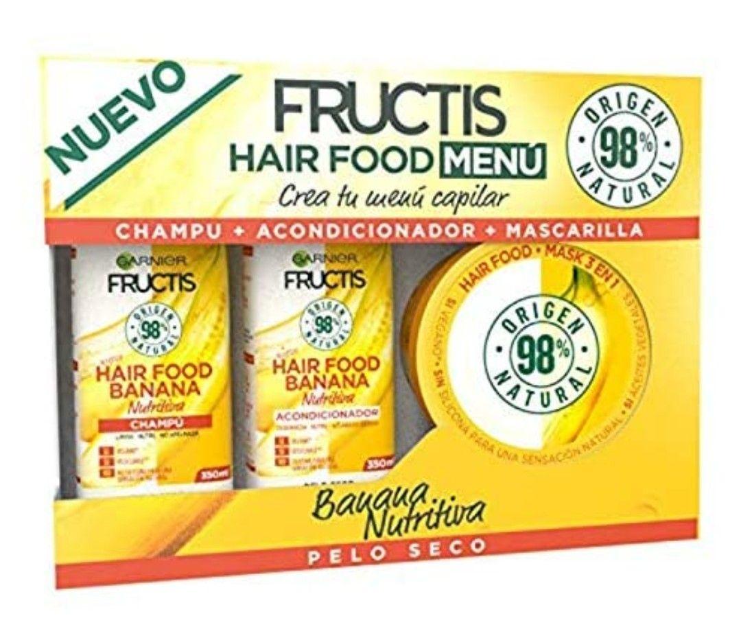 Garnier Fructis Hair Food Pack