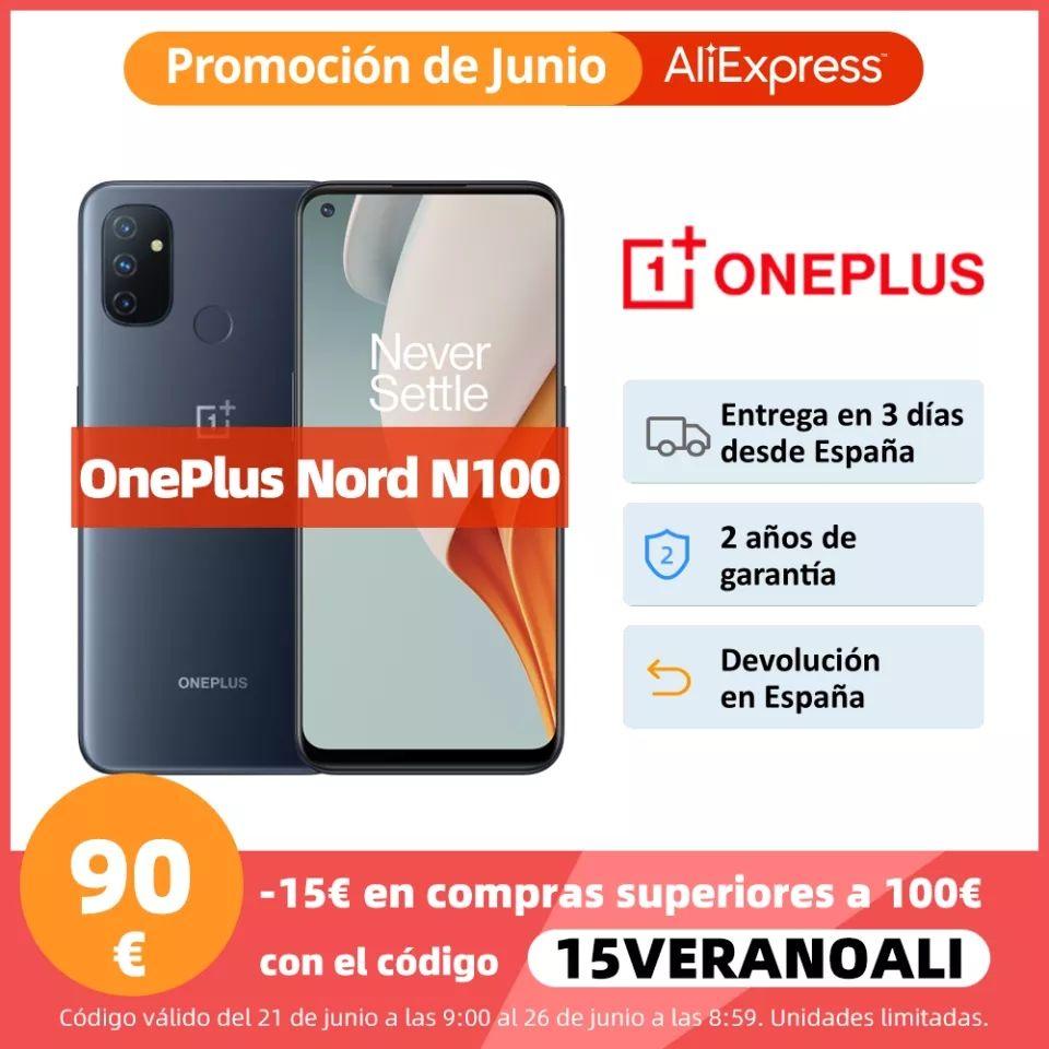 OnePlus Nord N100 4/64GB