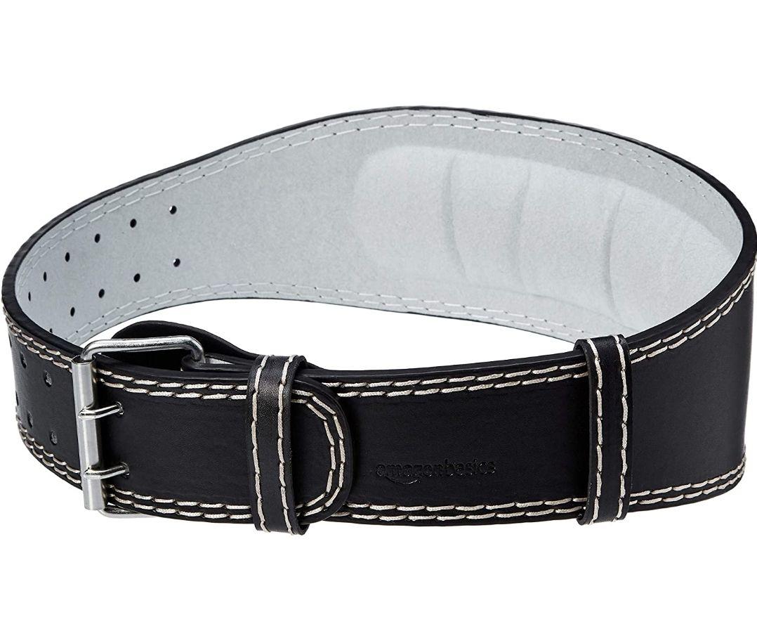 Cinturón de halterofilia acolchado