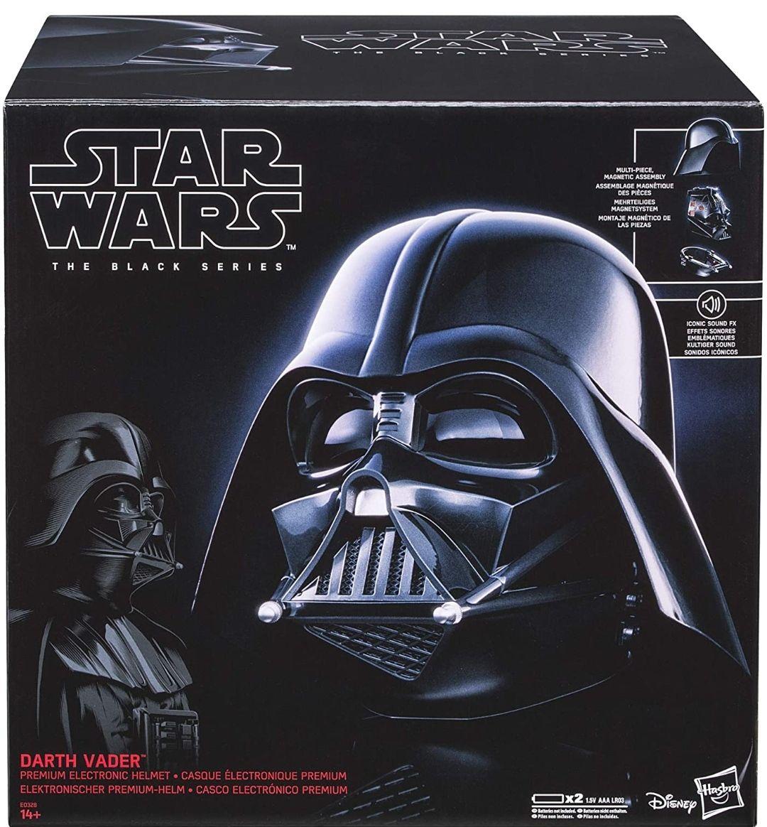 Hasbro Star Wars Black Series Casco Darth Vader
