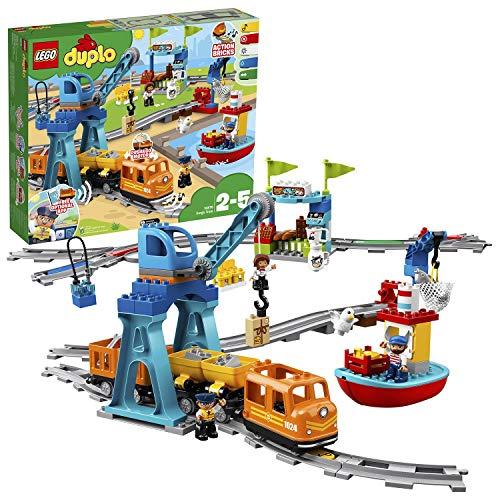 Tren de mercancías Lego Duplo