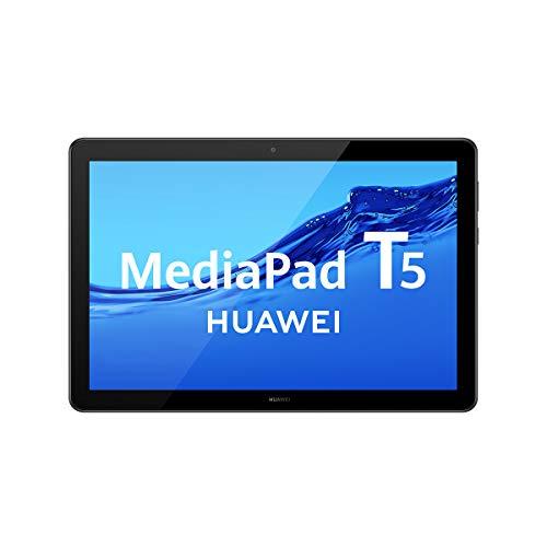 """HUAWEI Mediapad T5 - Tablet de 10.1"""" FullHD (Wi-Fi, RAM de 2GB, ROM de 32GB)"""