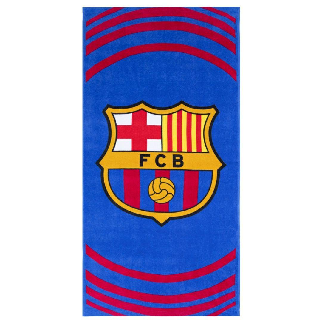 Toalla Futbol Club Barcelona 140 x 70 cm