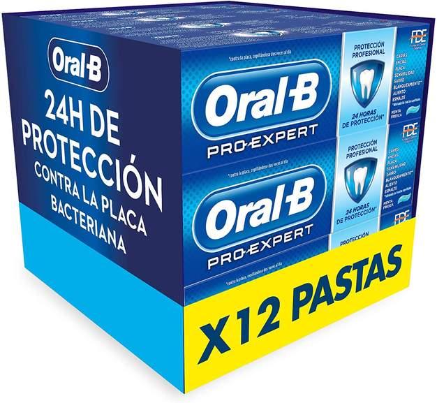 7 Ofertas Oral B, Sensodyne y Oraldine para Prime Day