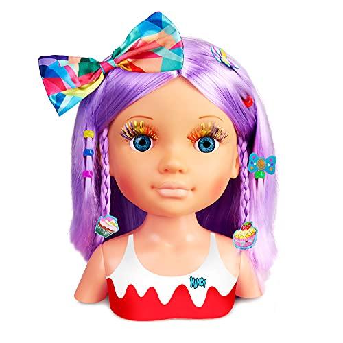 Nancy - Un Día de Secretos de Belleza Violeta