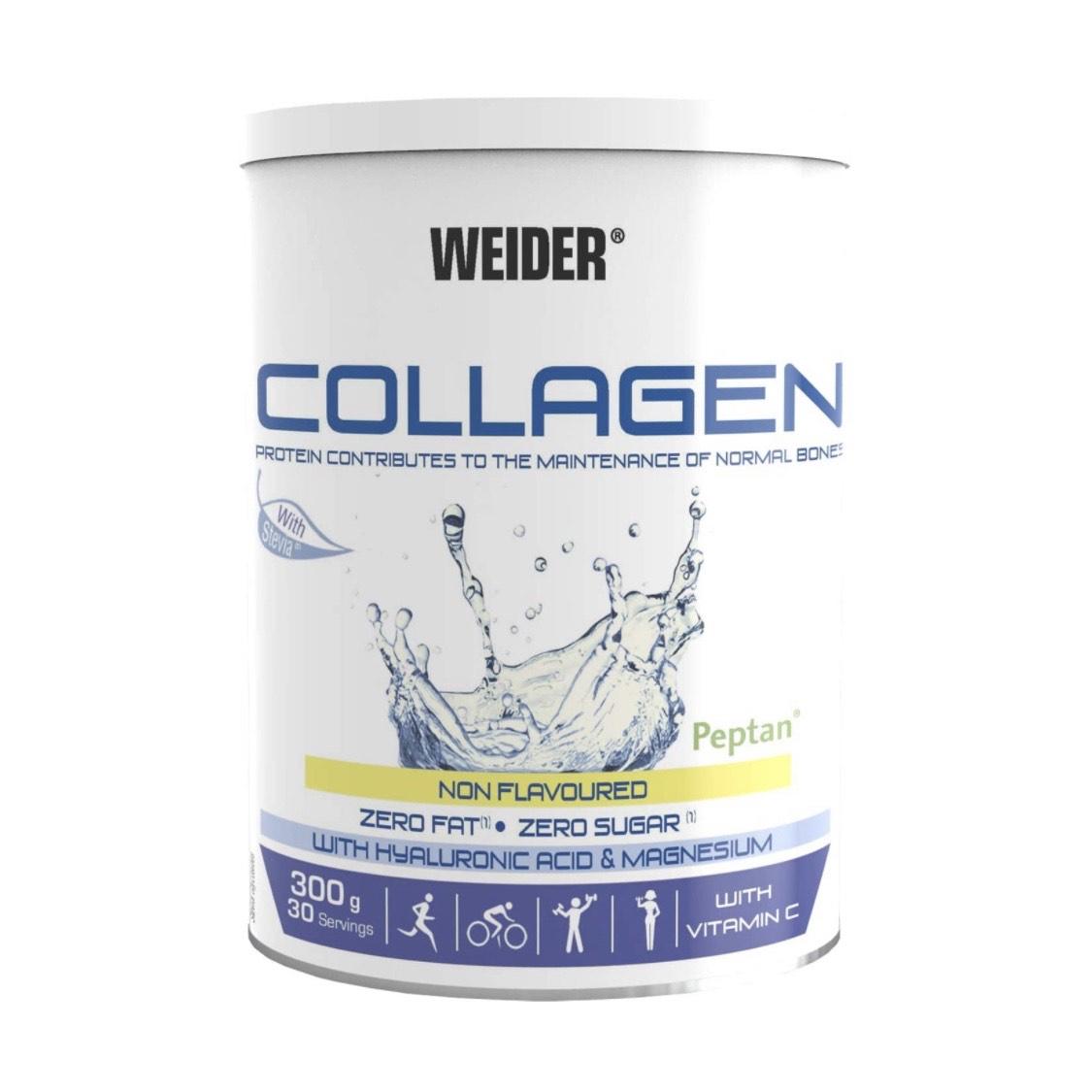 Colágeno con Magnesio Weider | Prime Day