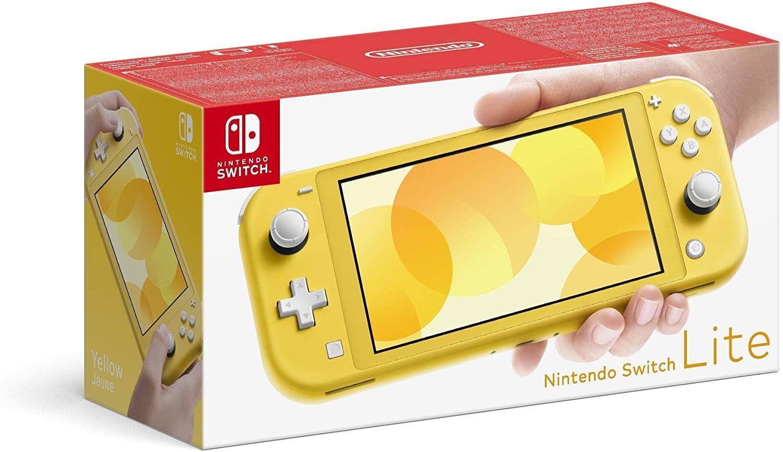 Nintendo Switch Lite por solo 164€